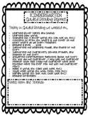 Kindergarten Guided Reading Report