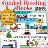 Kindergarten Guiding Reading Books Complete Bundle w/ Acti