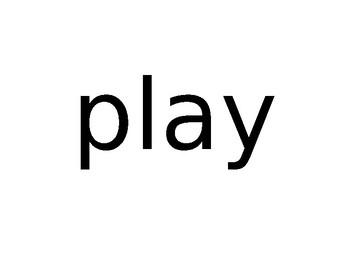 Kindergarten HFW Powerpoint Slideshow/Game