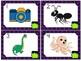Kindergarten Halloween Literacy Center - Beginning Sound Center