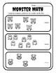 Kindergarten Halloween Math Halloween Counting 1-10 Halloween Counting Worksheet