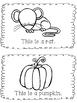 Kindergarten Halloween Reader