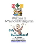 Kindergarten Handbook for Parents