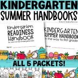 Kindergarten Handbooks {Bundle}