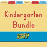 Handwriting for Kindergarten