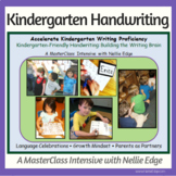 Kindergarten Handwriting MasterClass Intensive