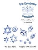Kindergarten Hanukkah Pack with Emergent Reader mini book
