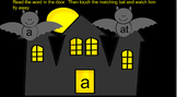 Kindergarten Haunted House and Bat Sight Words