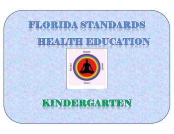 Kindergarten Health: Learning Goals and Scales- HE.K.C.1.2