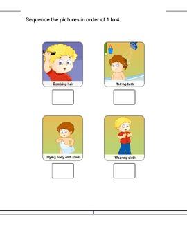 Kindergarten Health Unit!! Feelings! :)
