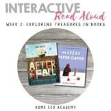 Kindergarten Heroes™ Kindergarten Read Aloud Curriculum (Week 2)