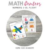 Kindergarten Heroes™ Kindergarten MATH CENTERS (Week 2)
