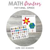 Kindergarten Heroes™ Kindergarten MATH CENTERS (Week 8)