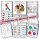 Kindergarten Heroes™ Kindergarten MATH (Week 4)