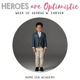 SEL Lessons for Character Education (Week 10 - Optimism) -