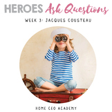 Kindergarten Heroes™ Kindergarten Social Emotional Learning Curriculum (Week 3)