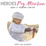 Kindergarten Heroes™ Kindergarten Social Emotional Learning Curriculum (Week 5)