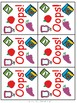 Kindergarten High Frequency Word Game for Journey's Units 1-6