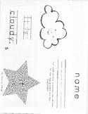 Set A- Kindergarten High Frequency Words Books #15-18 (Rea