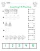 Kindergarten Holiday Math & ELA Activity Set *Common Core Aligned*