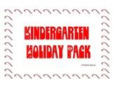 Kindergarten Holiday Pack