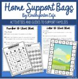 Kindergarten Home Support for Struggling Students