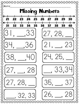 Kindergarten Homework- April #2