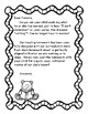Kindergarten Homework Cover Letter