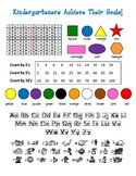 Kindergarten Homework Helper BLOCK PRINT
