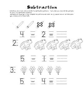 Kindergarten Homework Packet 8
