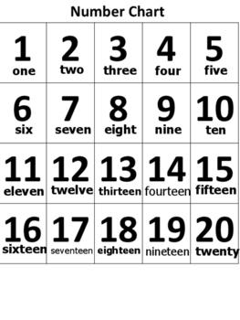 Kindergarten Homework Packet: Year Long