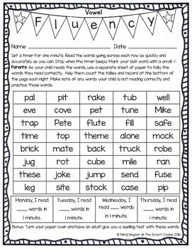Kindergarten Homework - Quarter 4