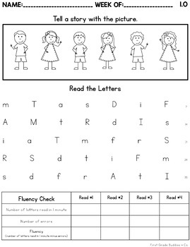 Kindergarten Homework Shape Up {Weekly CC Aligned Homework for Reading and Math}