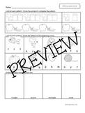 Kindergarten Homework Sheets Pack (aligned to Common Core