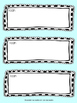 "Kindergarten ""I Can Statements"" 2016 SC Standards - Math"