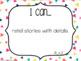 "Kindergarten ""I Can"" Statements Bundle: All Standards - Rainbow"