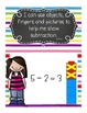 Kindergarten I Can Statements Math Common Core