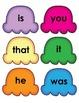 Kindergarten Ice Cream Sight Words