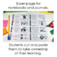 Common Core Standards I Can Statements for Kindergarten Math
