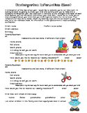 Kindergarten Information Questionaire