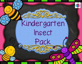 Kindergarten Insect Pack