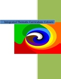 Kindergarten Integrated Thematic Colour Unit