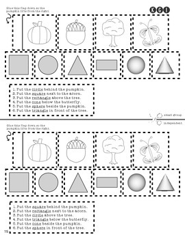 Kindergarten Interactive Math Journal {K.G.1}