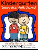 Kindergarten Interactive Math Journal {K.MD.1 & K.MD.2}