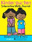 Kindergarten Interactive Math Journal {K.MD.3}