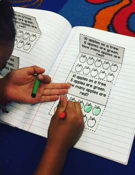 Kindergarten Math Journal