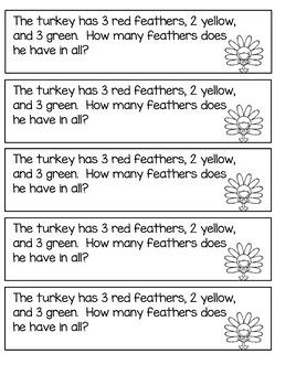 Kindergarten Interactive Math Journals