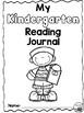 Kindergarten Interactive Notebook Cover Page