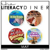 Kindergarten Interactive Read Aloud Bundle - May - The Lit