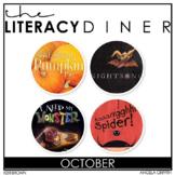 Kindergarten Interactive Read Aloud - October Bundle - The